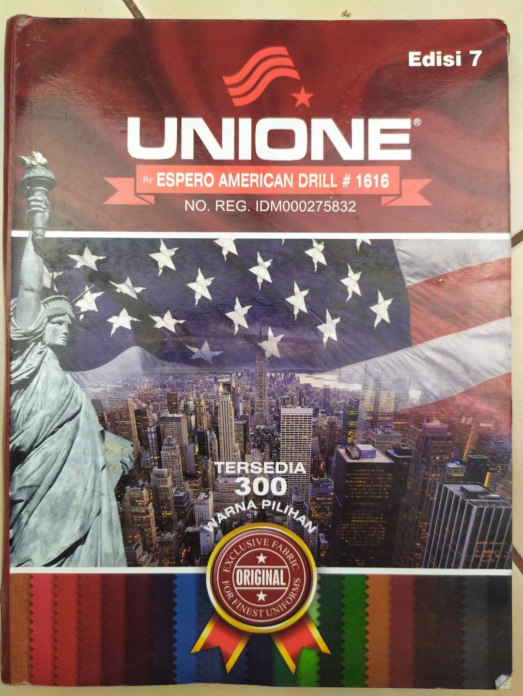 Katalog kain American Unione Drill